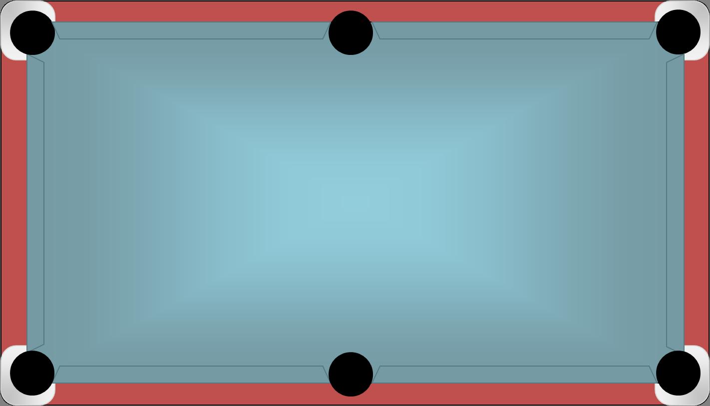 Billiard Table Clipart - Clipart Kid