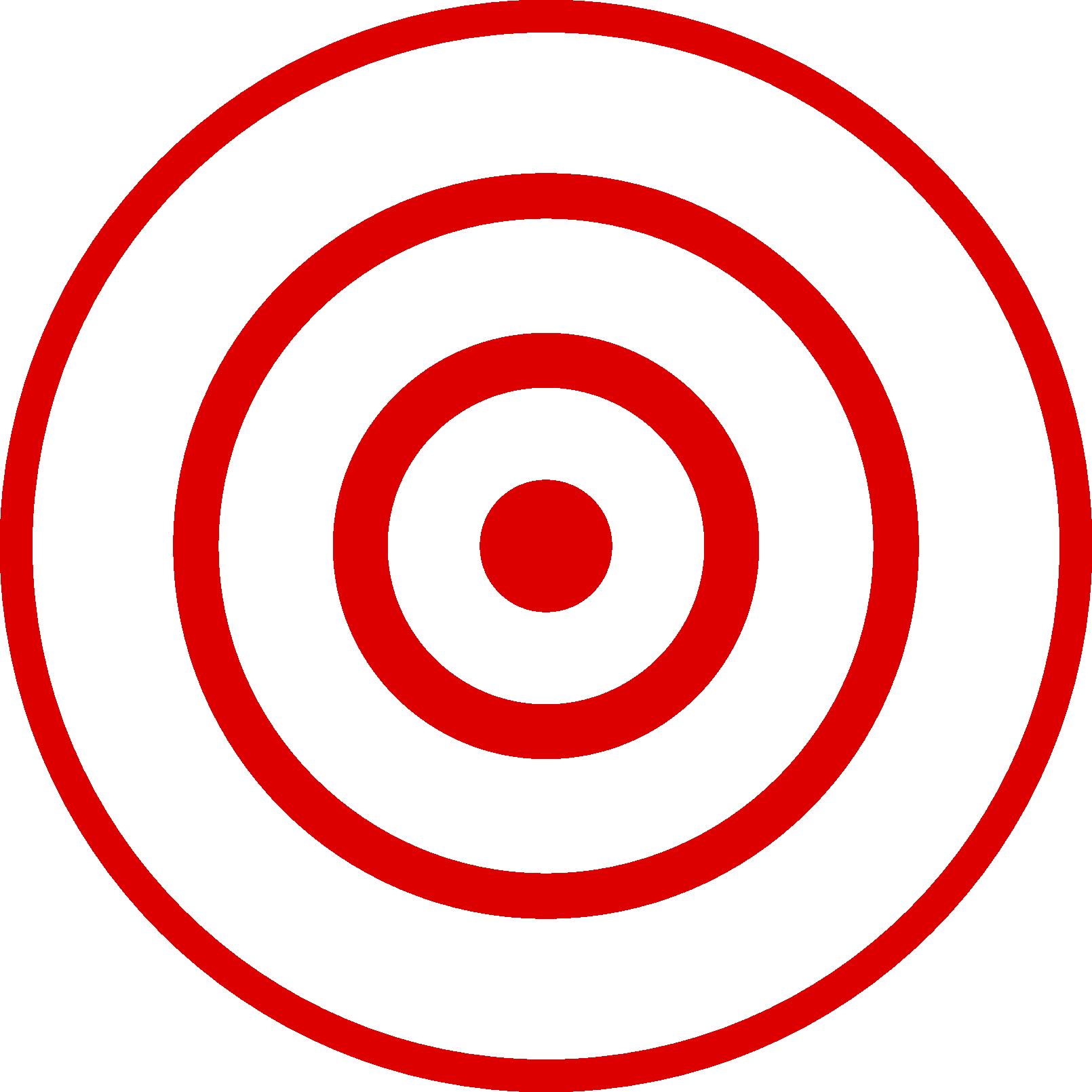 Bullseye Target Clipart - Clipart Kid