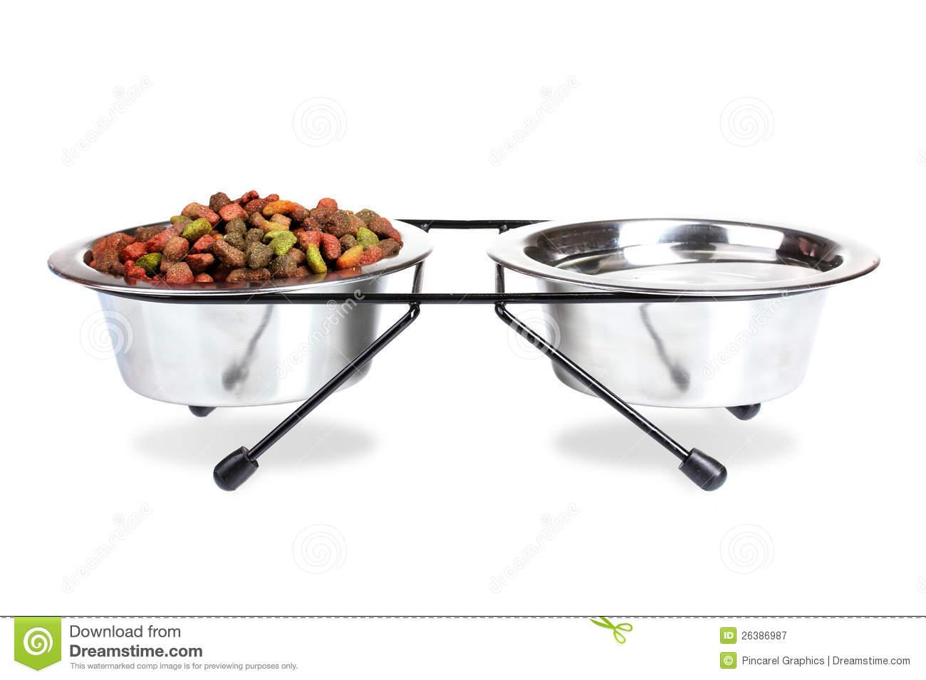 Clip On Dog Food Bowls