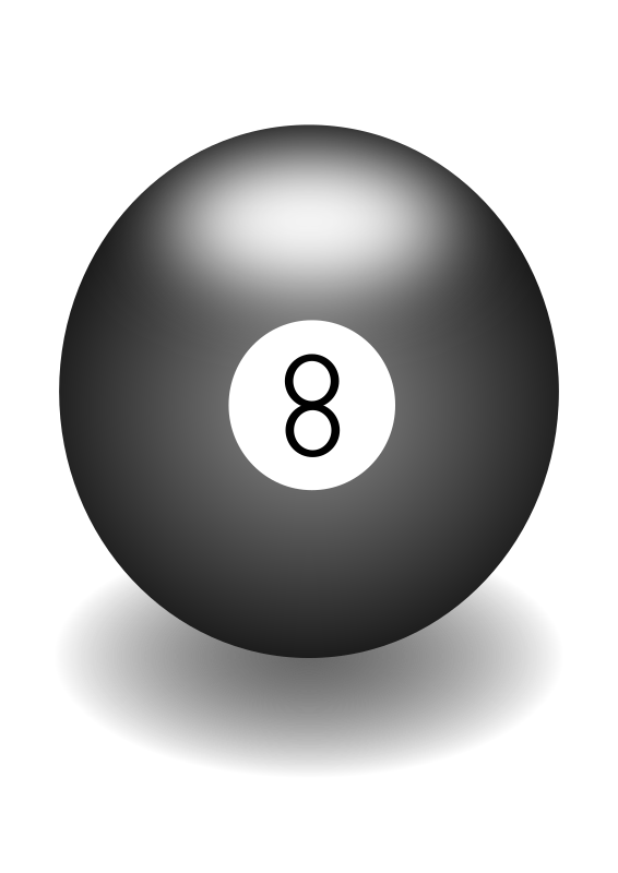 Eight Ball By Artmaker   Eight Ball In Pool
