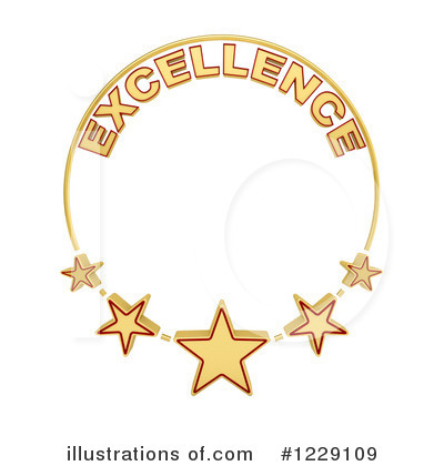 Excellence Clipart  1229109 By Stockillustrations   Royalty Free  Rf