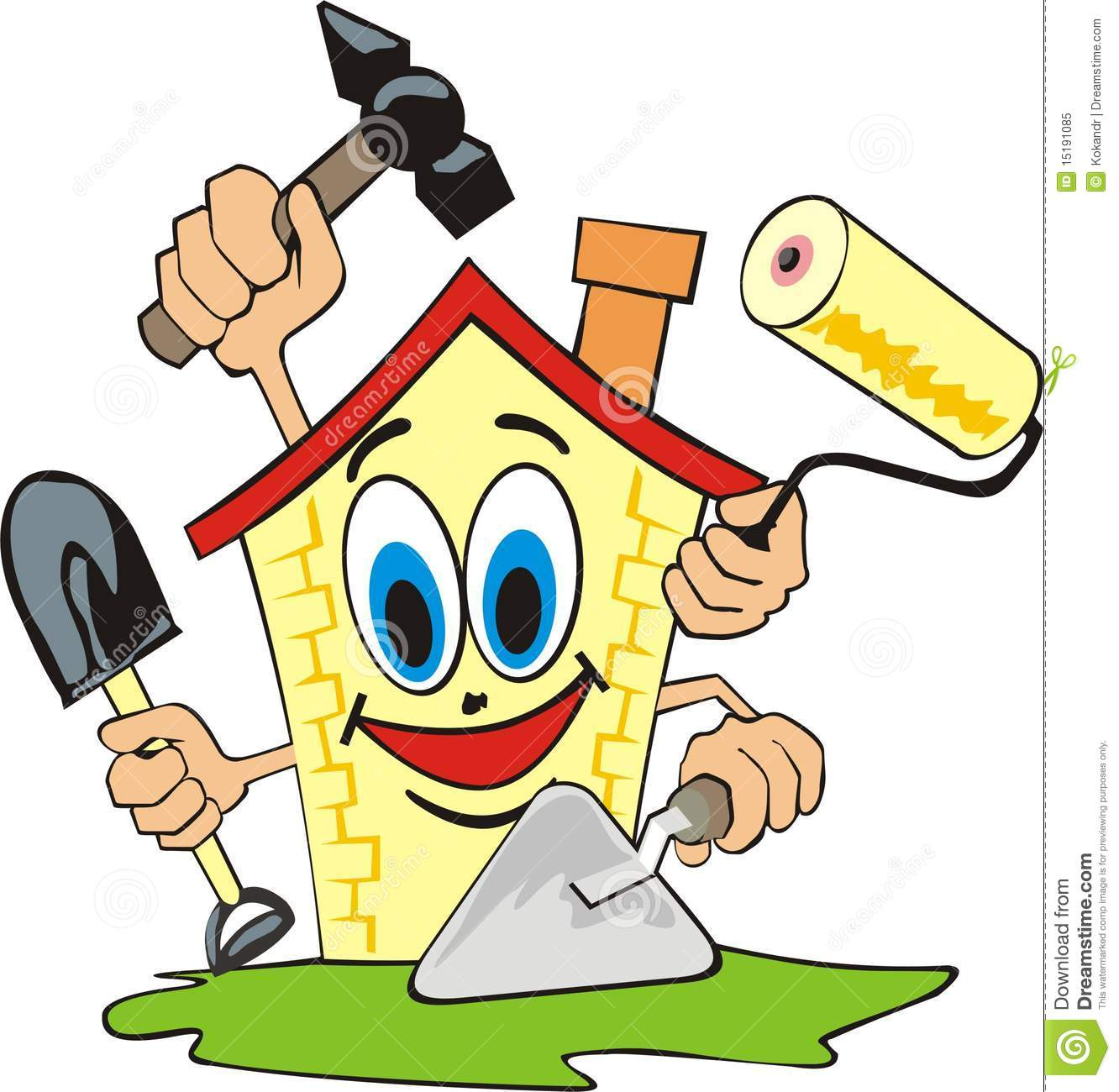 Home Repair Royalty Free Stock Photo   Image  15191085
