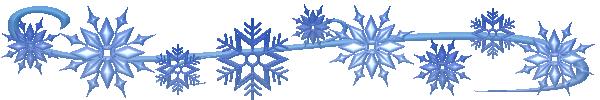 Snow Border Clipart - Clipart Kid