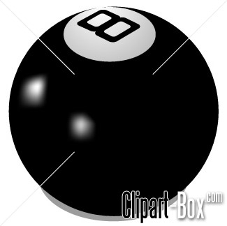 Related Eight Ball Cliparts