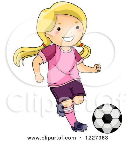 Free Clip Art Girl Illustration