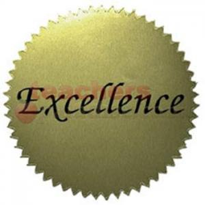 Seal Of Excellence Clipart