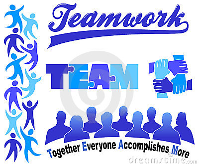 Teamwork Clipart   Item 5   Vector Magz   Free Download Vector