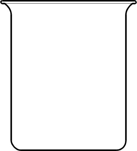 Chemistry Beaker Clipart - Clipart Suggest