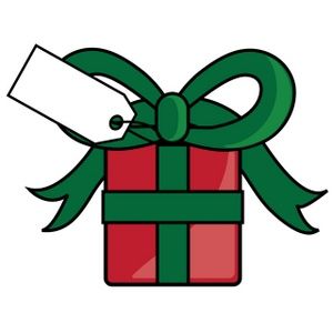 Xmas Gift Clipart - Clipart Kid