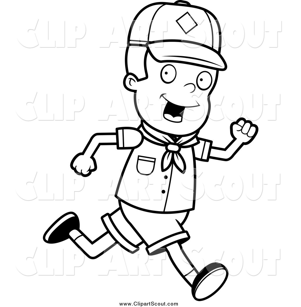 brownie clipart black and white www imgkid com the cub scout clip art free download cub scout clip art download