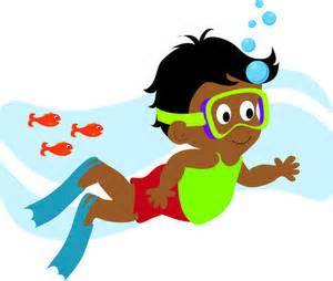 Clipart Swimming