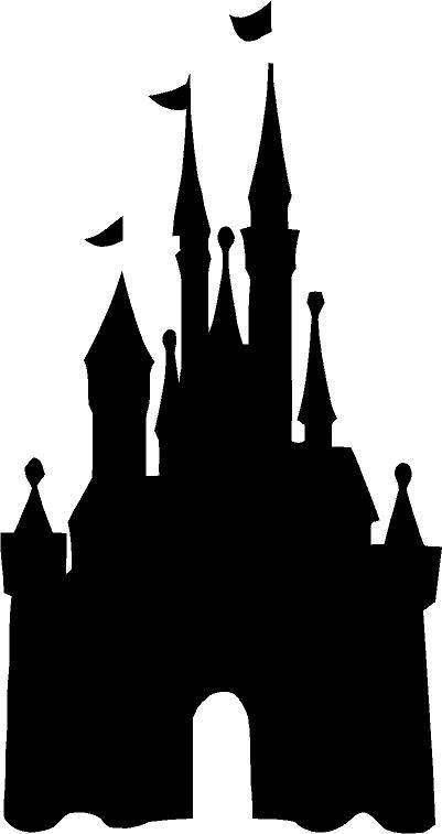 disney castle silhouette clip art chalkboard disney castle 22x42