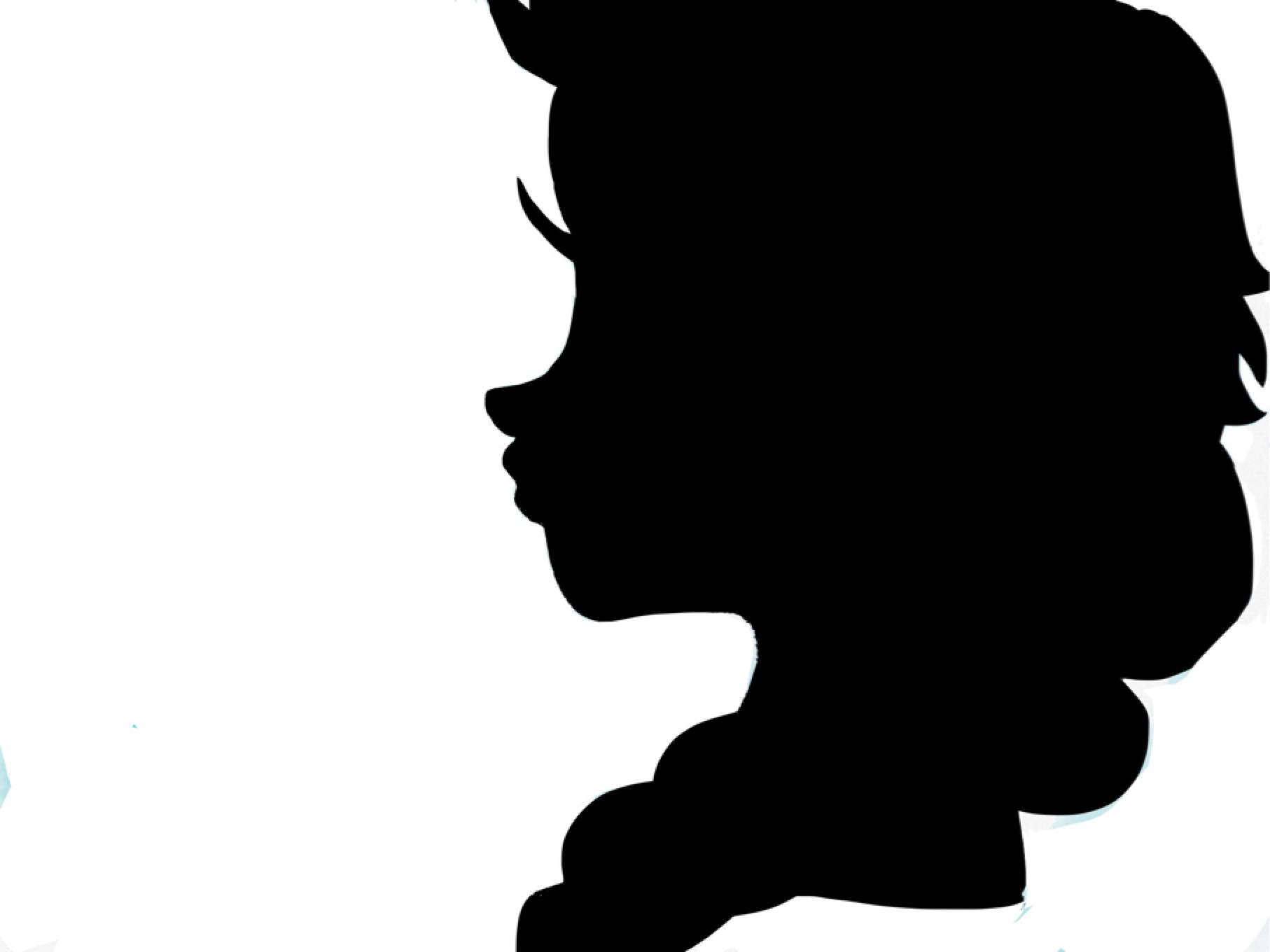 Disney Elsa Silhouette Clipart - Clipart Suggest