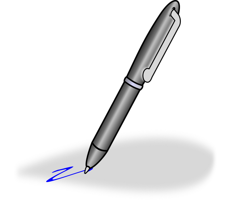 Pen Clip Art   Images   Free For Commercial Use