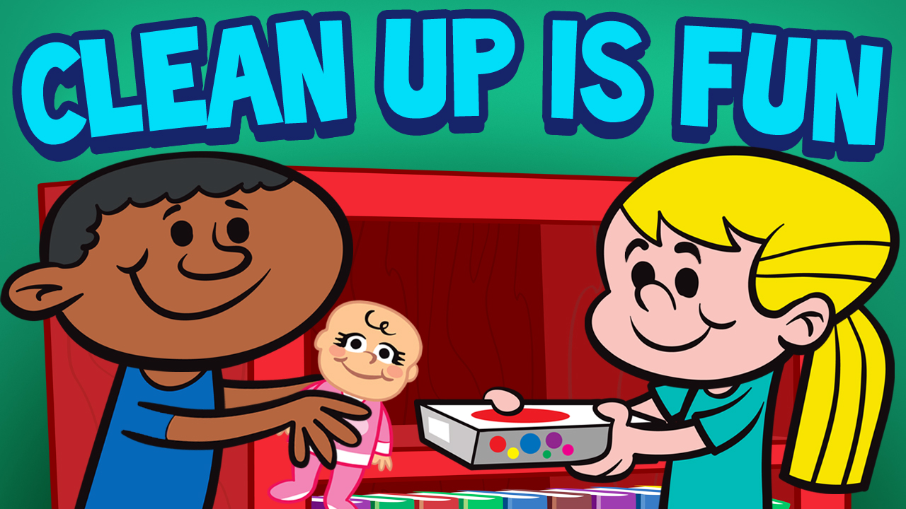 Preschool Clean Up Clipart Clipart Suggest
