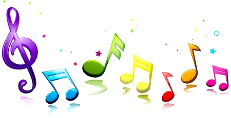 12 Colourful Music Note Free Cliparts That You Can Download To You