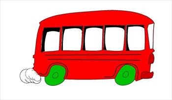 Clip Art Clipart Bus public bus clipart kid free graphics images and photos public