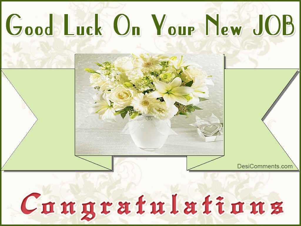 clipart good luck new job - photo #12