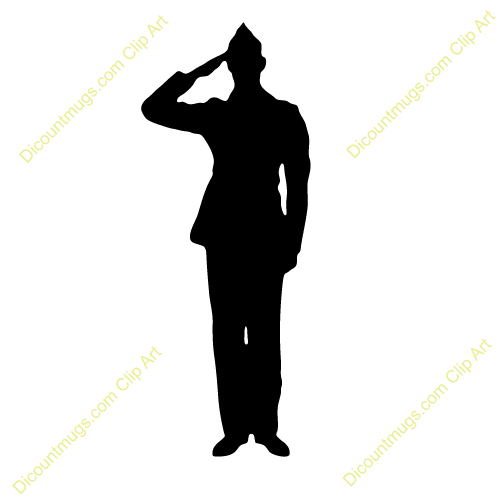 Name Soldier Salute Description A Soldier Silhouette In The Salute