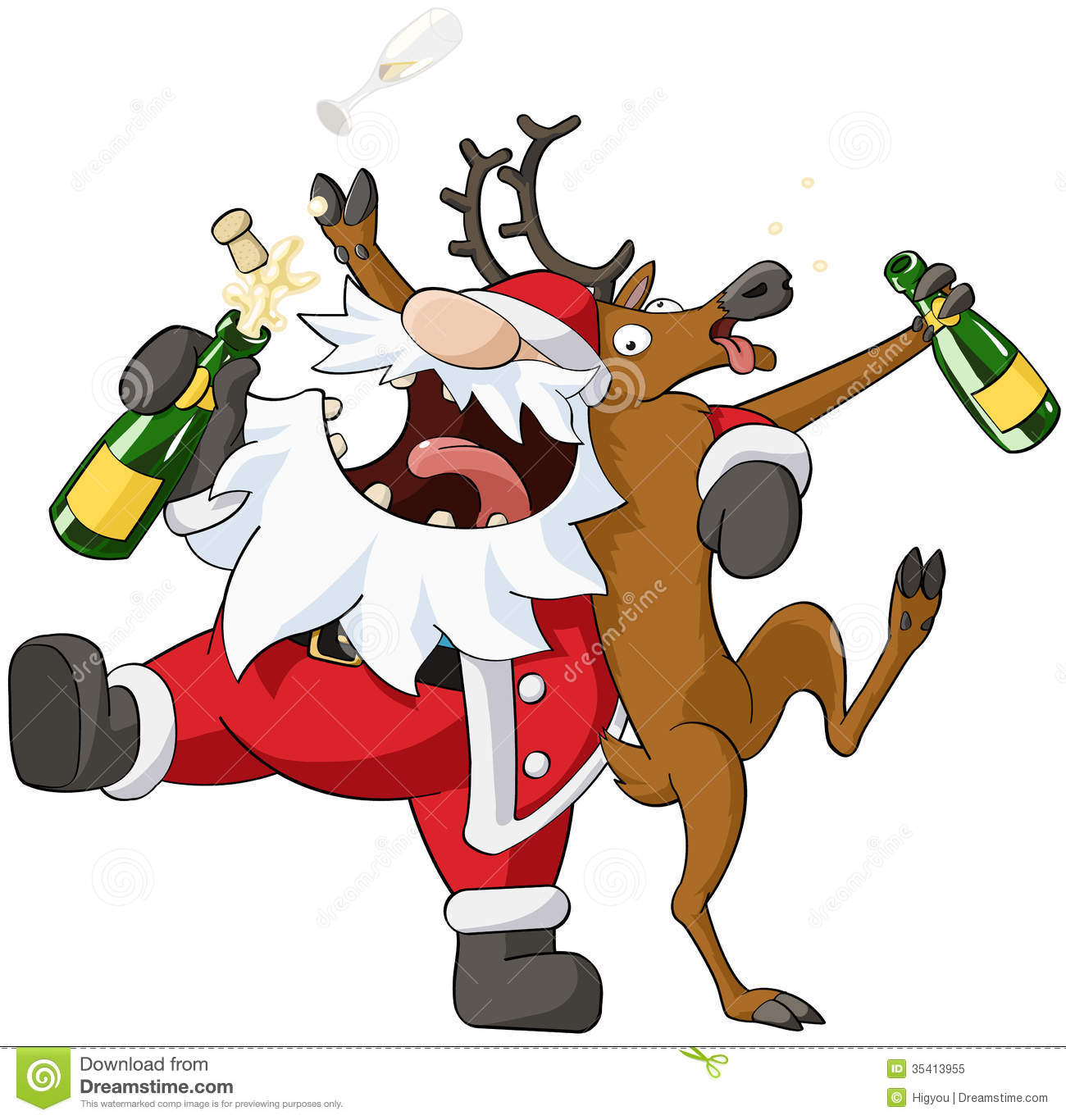 christmas clip art funny pictures - photo #6