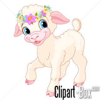 Related Lamb Cliparts