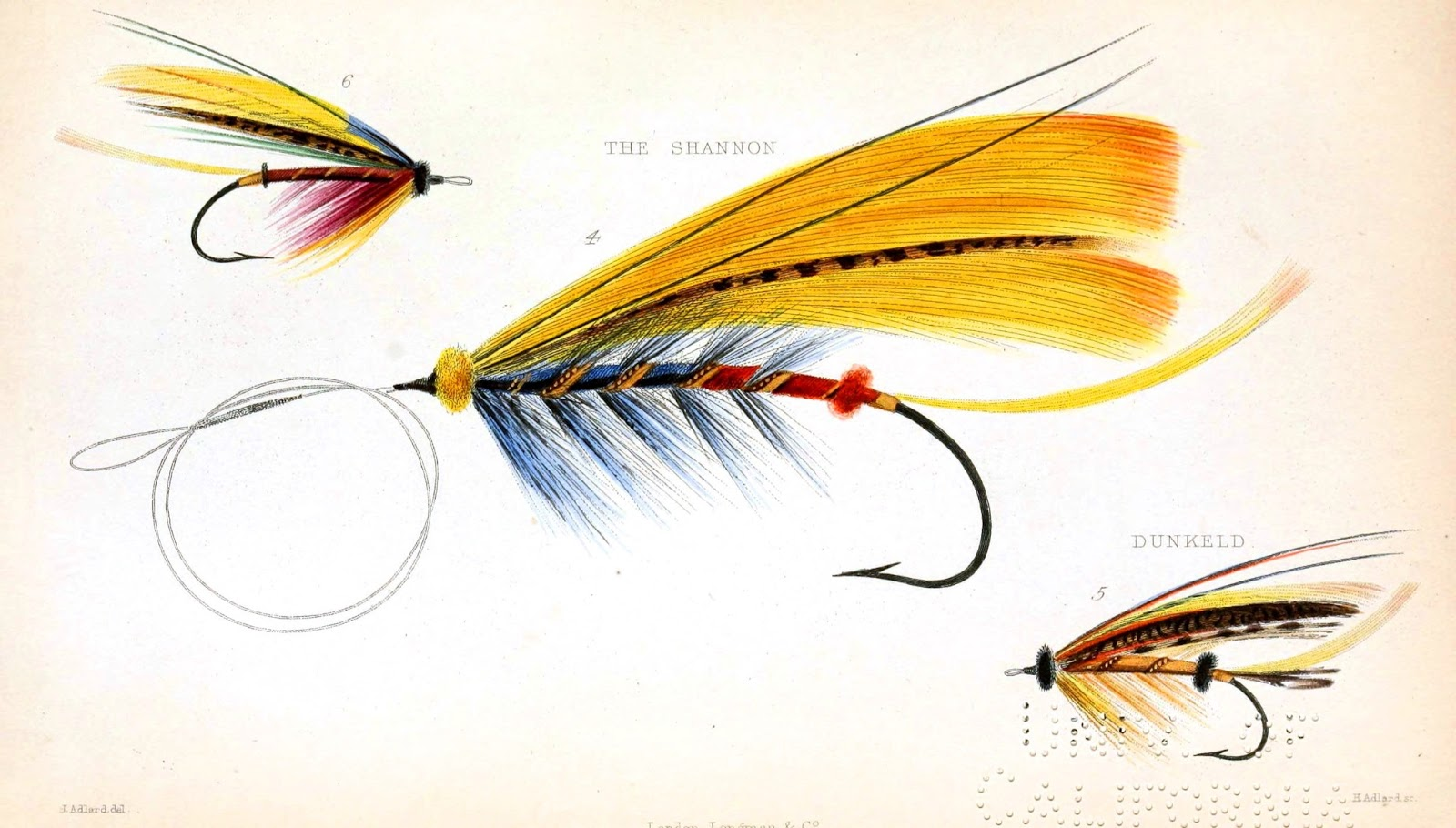 Vintage Fishing Lures Clipart - Clipart Kid