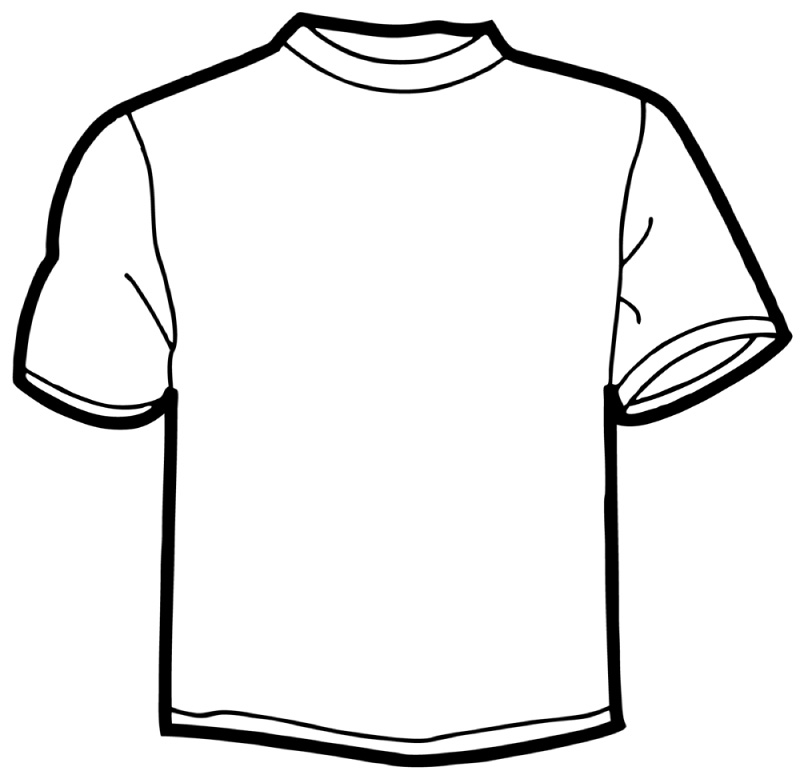21 T Shirt Image Template Free Cliparts That You Can Download To You