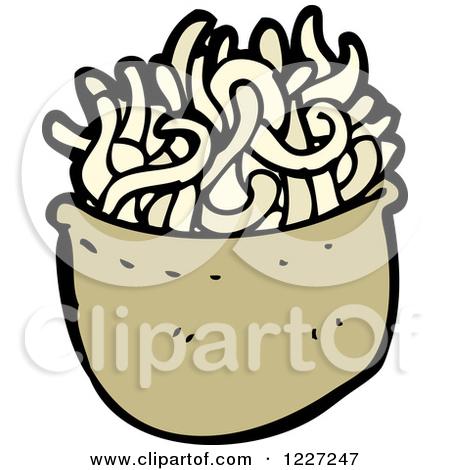 Bowl Of Noodles Clip Art