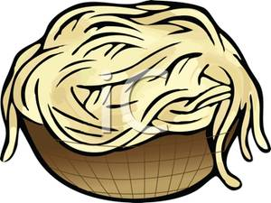 Bowl Of Pasta Clipart   Clipart Panda   Free Clipart Images