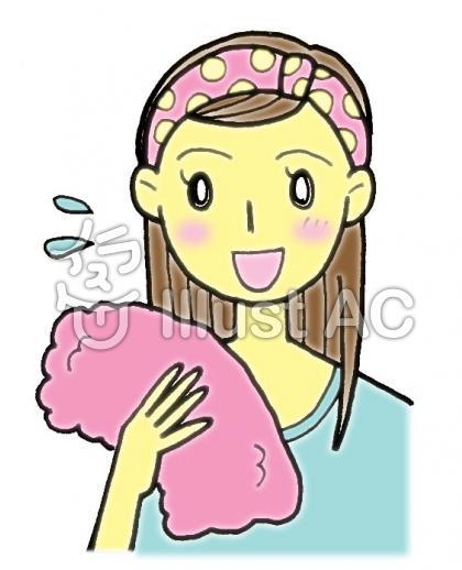 Wash Face Clipart - Clipart Kid