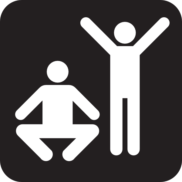 Women Fitness Clipart - Clipart Kid