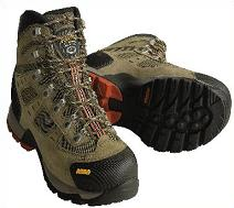Free Hiking Boots Clipart