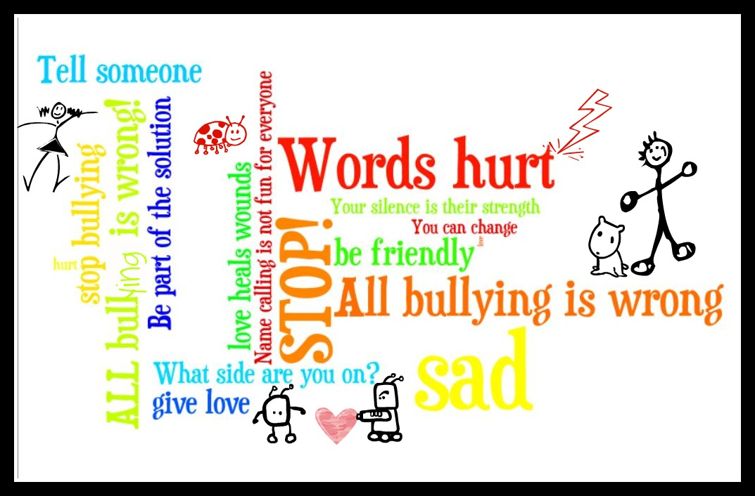 Stop Bullying Clipart - Clipart Kid