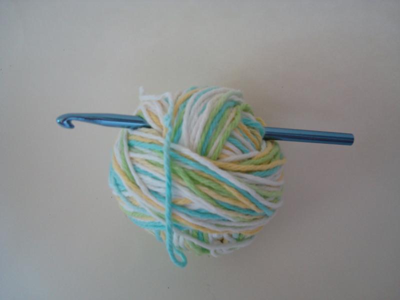 ball of yarn crochet - photo #19