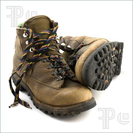 Hiking Boots Clip Art Hiking Boots Brown With