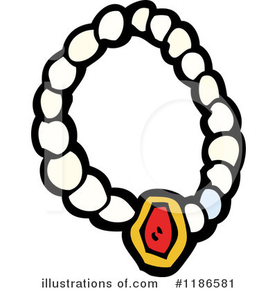 Jewelry Clipart  1186581   Illustration By Lineartestpilot