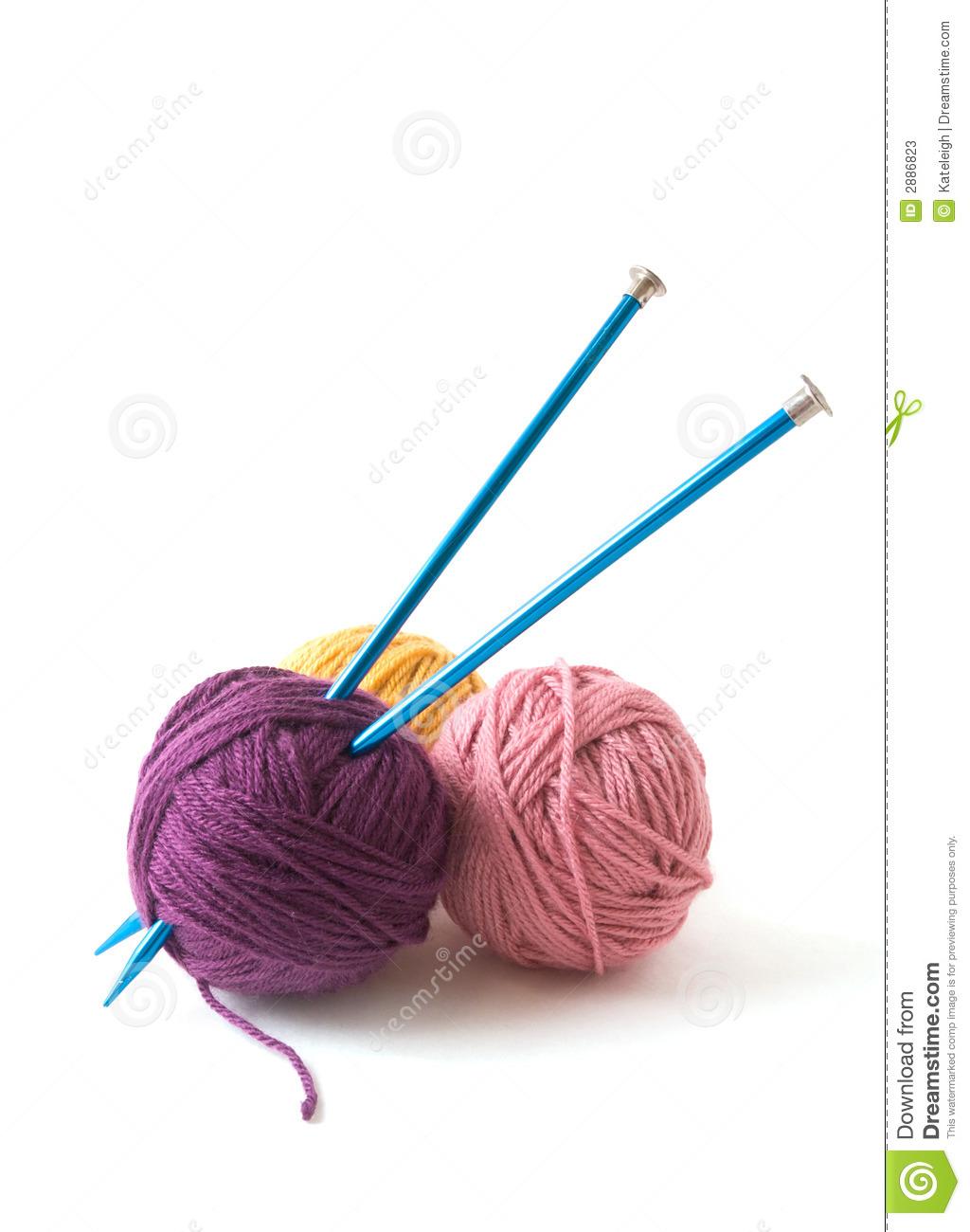Клубок вязание на спицах для детей 874