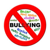 No Bulling Sign Help Stop Bullying Black And Clipart   Free Clip Art