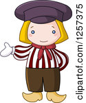 Royalty Free  Rf  Dutch Boy Clipart Illustrations Vector Graphics  1
