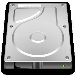 Clip Art Computer Hard Drive