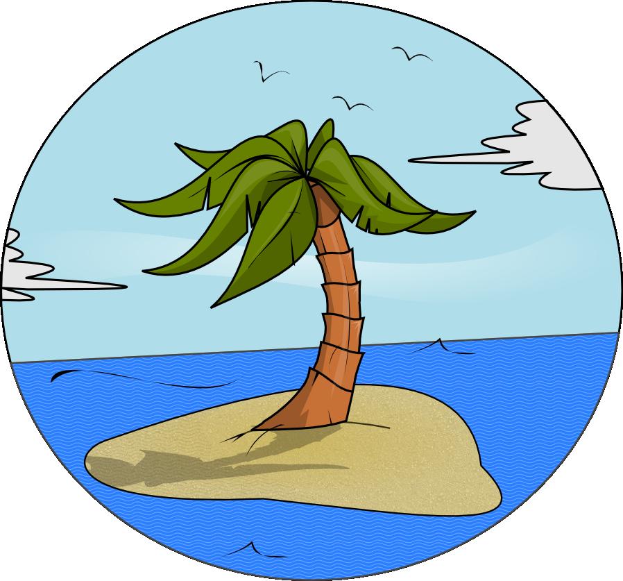Island Clipart - Clipart Kid