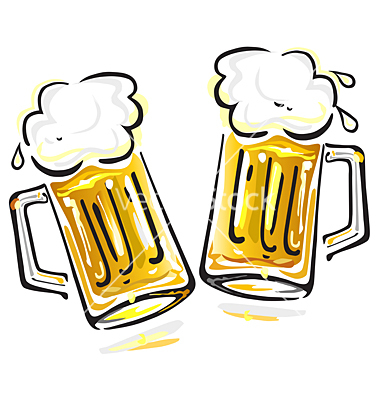 Cheers Beer Clipart beer mugs cheers clipart - clipart kid