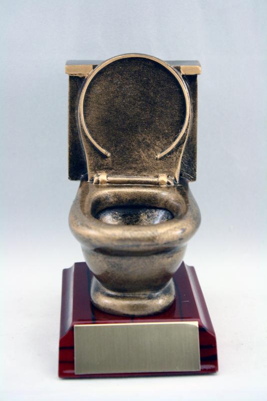 Toilet Bowl Trophy Clipart Clipart Suggest