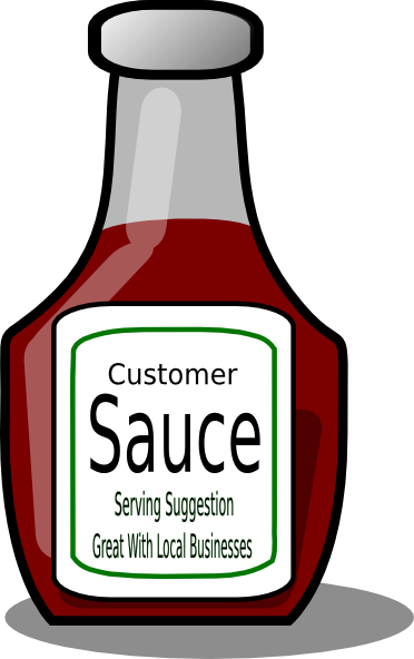 Martins Sauce Clip Art At Clker Com   Vector Clip Art Online Royalty