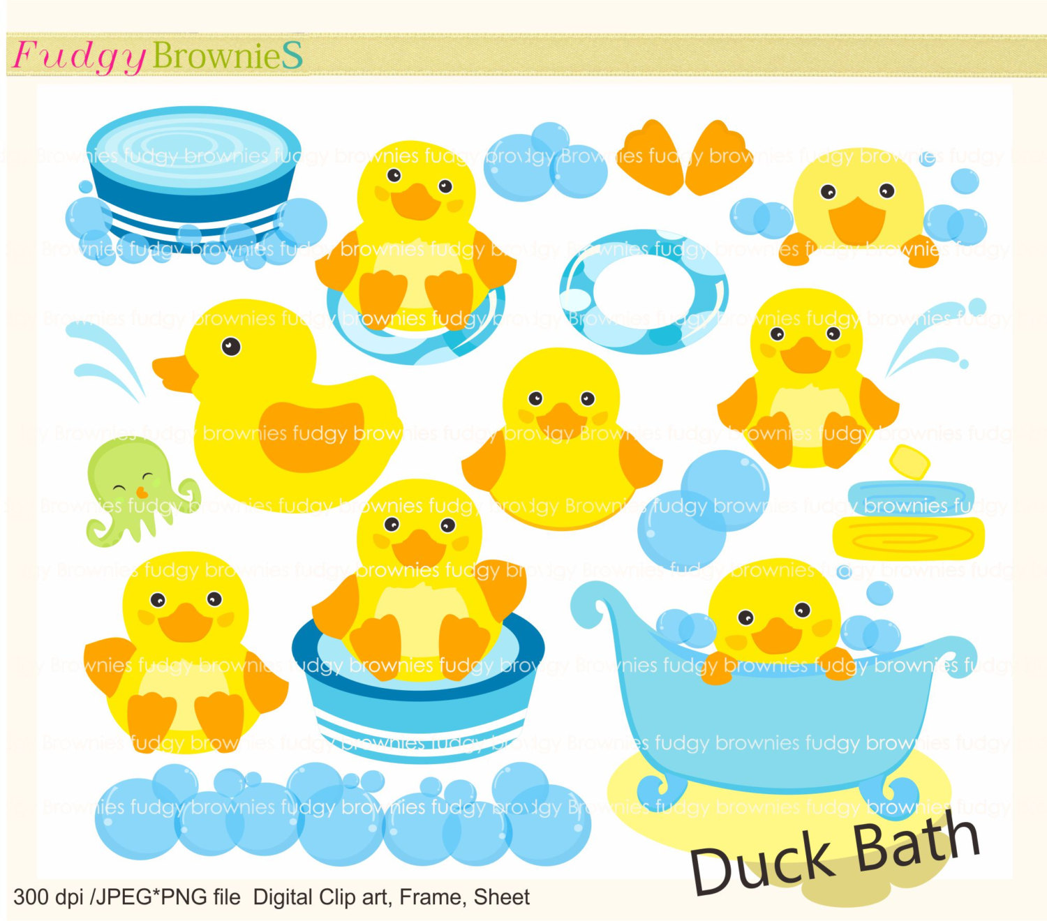 Neutral baby clipart