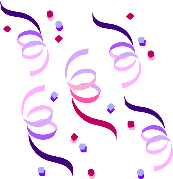 clip art free balloons and streamers - photo #22