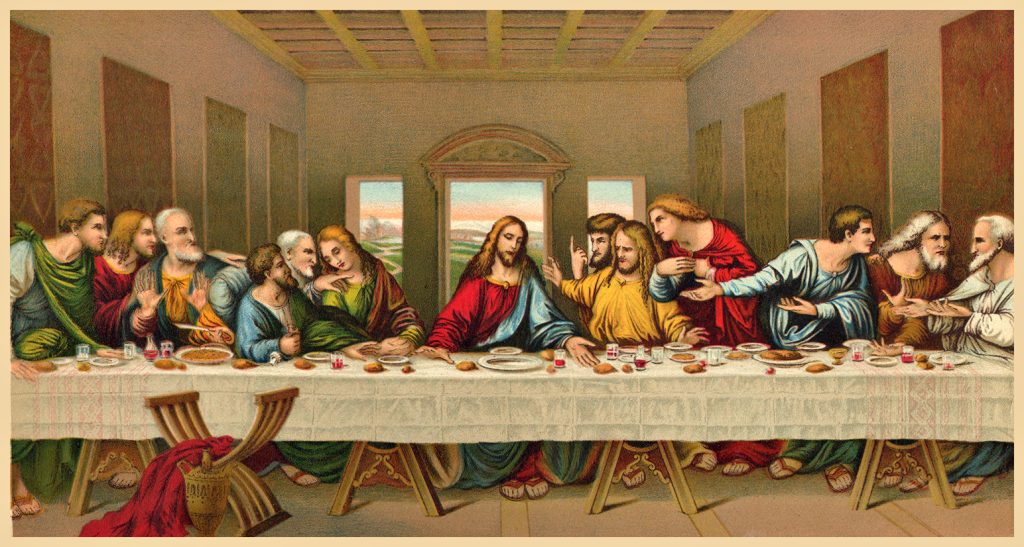 The Last Supper Image Download  Click The Image To View And Download