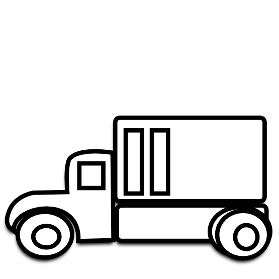 Fire Truck Black And White Clipart Clipart Suggest