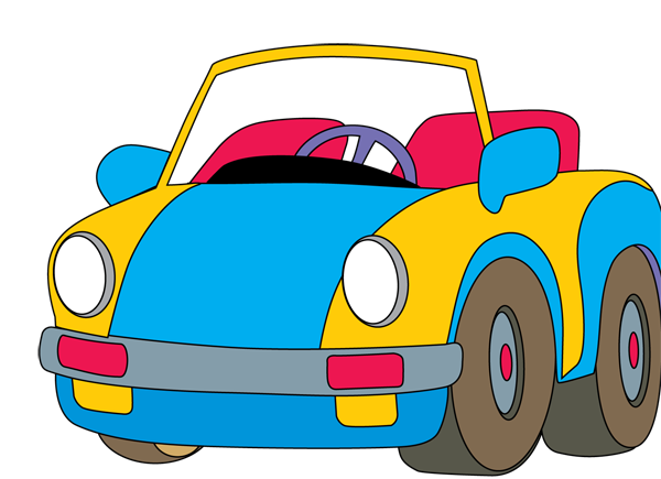 Toy Car Clipart - Clipart Kid
