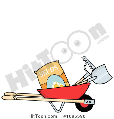 Yard Work Clipart   Vectors  1